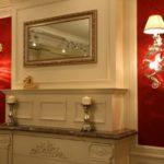 цвет- белый, стиль- классический, тип- прямая, кухня классическая П15